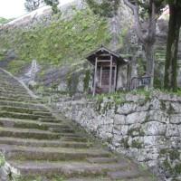 島原へNO8(岡城址)