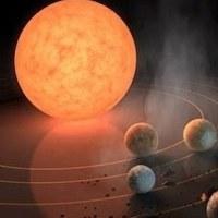 NASA、 7つの地球サイズ惑星を 39光年先に発見