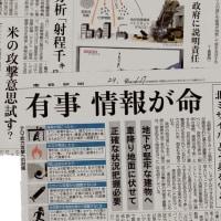 ゼロ磁場 西日本一 氣パワー・開運引き寄せスポット ミサイルの迎撃成功でも危険(4月㏳)