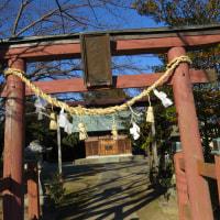 遠州古代史 新・寺社古墳巡り 2 浜松市浜北区高畑の八雲神社