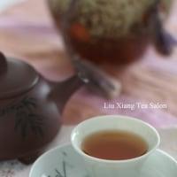 雲南七子餅茶と中国語