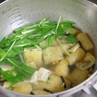 卵焼き・ウィンナー醤油焼き・お茶漬けスープ・・・おっと弁
