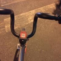 便利すぎる路上のレンタル自転車