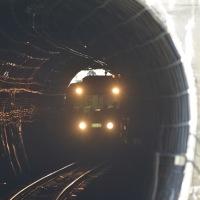 3月20日撮影 高見トンネルより