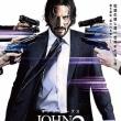 「ジョン・ウィック チャプター2」、キアヌリーブス主演のガンアクション「ジョンウイック」の続編です。