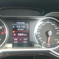 RS4アバント走行距離9000km