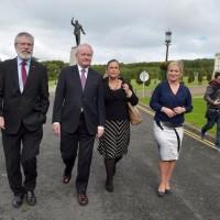 マーティン・マクギネス前北アイルランド副首相を追悼する
