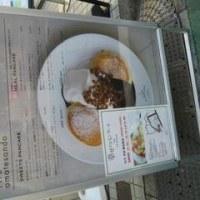 「表参道」幸せのパンケーキ 食べて来ました