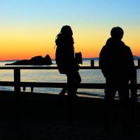 勝山海岸2017.1 #1  ~ アロエ と 富士山 ~ hanahana