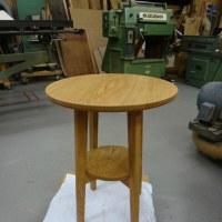 木工教室 課題 完成