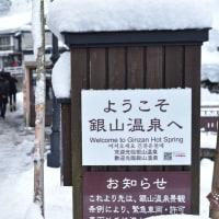 大正ロマンの湯の町 銀山温泉