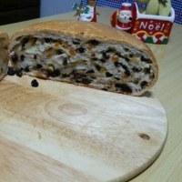 シュトーレンとお餅の講習日♪and生徒さんからのパン便り♪