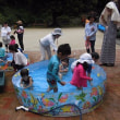 ベルナデッタ水曜クラス・プール遊び