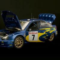 アシェット WRCインプレッサ2003