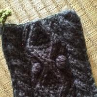 アラン模様編み&編み棒作りWS