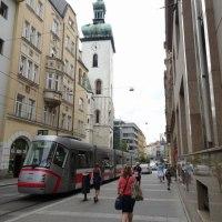 チェコ第2の都市、ブルノを散策