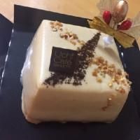 ブロンドチョコレートのケーキ☆ローソンのXmasケーキ