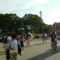 Perfume Live大阪城ホール初日