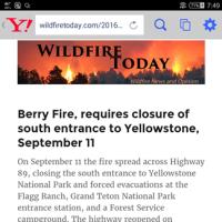 のんびりとグランドティトン国立公園~5日目