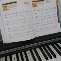 ピアノ、弾いていませんでした!
