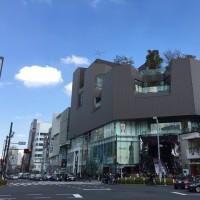 原宿散歩 ~ 東急プラザ表参道原宿店 &  JR 原宿駅