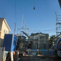 千葉県八千代市 注文住宅 dd-cube 050 上棟