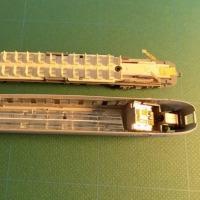 KATOのASSYパーツで4485-1G クハE256あずさライトユニットを他の車両に使う