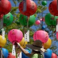 韓国仏教の燃燈募縁