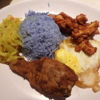 「コレ」だけはもう食べられない。助けて!やめた!降参。マレーシアでは何でも喰えたはずが。