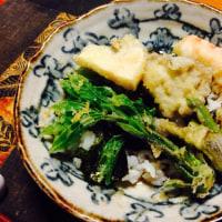 山菜の天ぷら☆