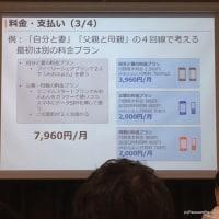 IIJmio meetingにて。IIJのお得な通信契約で、家族がスマートフォンをお得に始める。