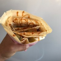クレープ屋さんをやってみた! ~「焼き芋クレープ」で仕掛ける~