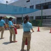 総合避難訓練を行いました