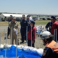 平成29年度利根川栗橋流域水防事務組合水防訓練