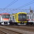 【公開PI情報】東急3000系、5000系等、6000系、7000系、横浜高速Y500系