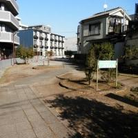 蓮根町⑨ 神社の先を母に手を取られ歩いた想い出のどぶ川沿いの小道!そしてグリコ・アーモンドキャラメルの悔しい!記憶