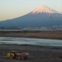 富士山が見られると得した気分
