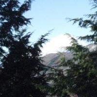 強風と深雪,重い雪靴でバテバテの丹沢;塔ノ岳(今年3回目)