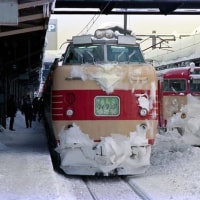 781系特急ライラック・・・冬