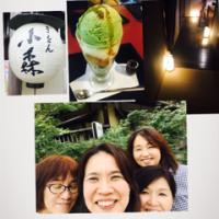 今日はobabaの会♪( ´θ`)ノ