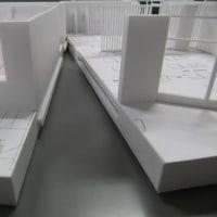 白模型、2つ製作しました