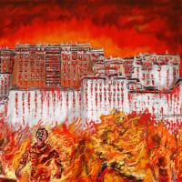 2009年からチベットの自由を求めて、155人が自ら火をつけた。