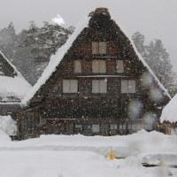 世界遺産・雪降る白川郷 8