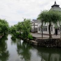 RSKバラ園と倉敷美観地区