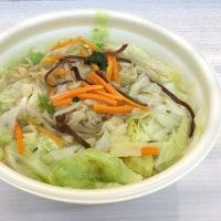 旨みスープの野菜盛りタンメンを頂きました。 at セブンイレブン 横浜クロスゲート店