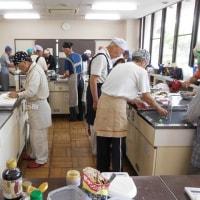 交流会館サークル「男の昼めし会」開催