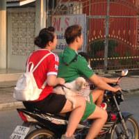 バイクの定員