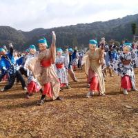 【第4回宮地岳かかし祭り】