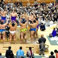 「「はっけよい」松山場所熱く 大相撲巡業に4000人が来場」とのニュースっす。