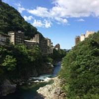 廃墟の街 鬼怒川